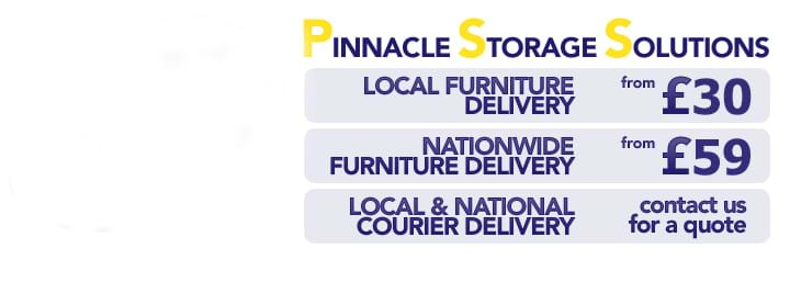 Pinnacle Storage Ltd. The Furniture Delivery Service   Local Furniture  Delivery From £19 Per